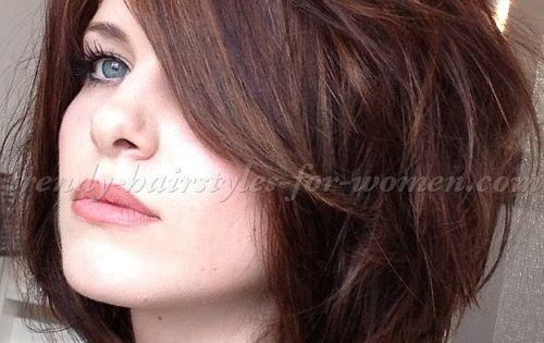 Medium Length Hairstyles, Clavi Cut, LOB