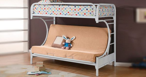 Assembly Instructions Of C Style Futon Bunk Bed