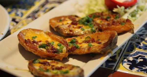 Chain Food Showdown: The Best & Worst Potato Skins At America's Casua...