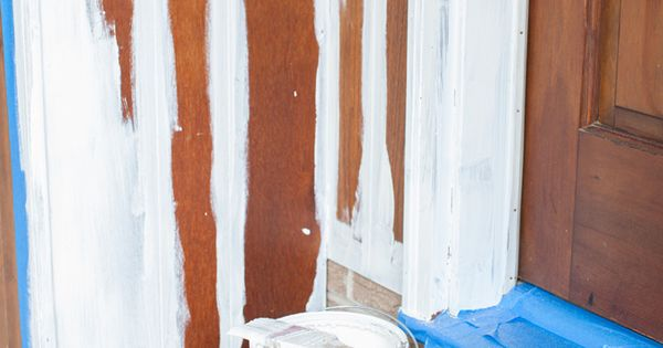 How To Paint Wood Paneling Successfully Stains Creative