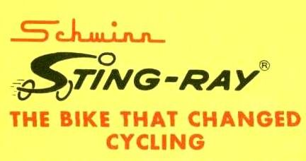 schwinn stingray logo | Bicycles, styles & parts ...
