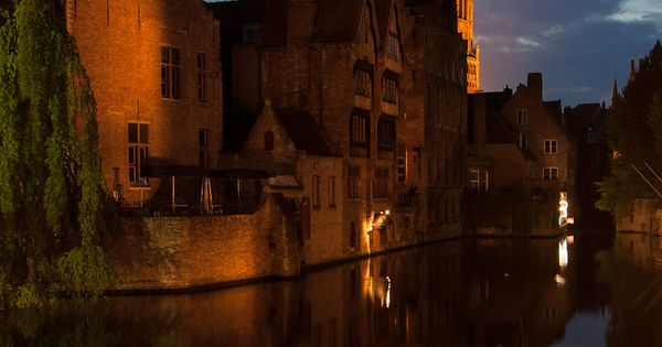 Bruges, Belgium- I just can't get enough of it. It's even more