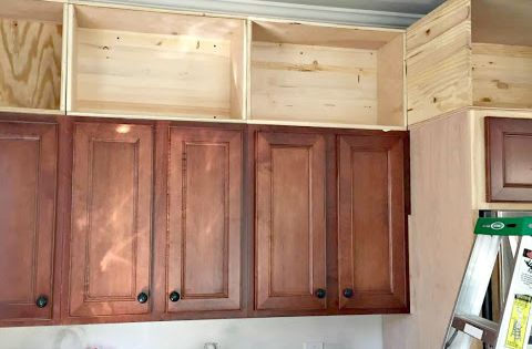 makeover kitchen cabinets building cabinets up to the ceiling cabinets buildings 3982
