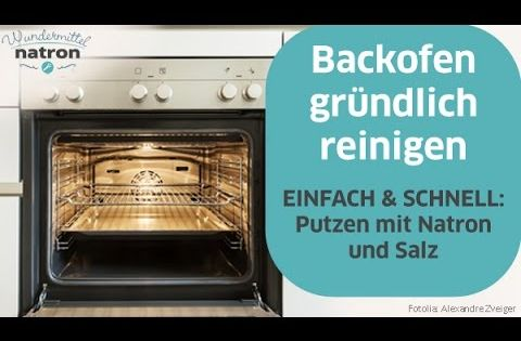 backofen reinigen schnell und einfach youtube n tzliches im haushalt pinterest. Black Bedroom Furniture Sets. Home Design Ideas