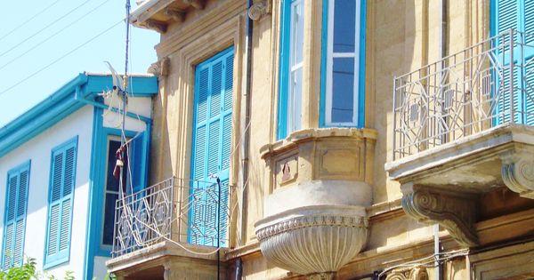 Nicosia lefko a lefkosia voyager for Balcony nicosia