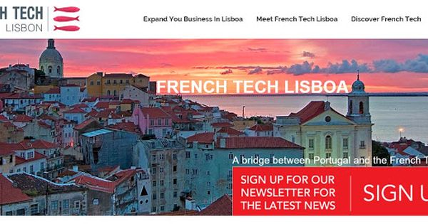 French Tech Lisbon French Companies In Portugal