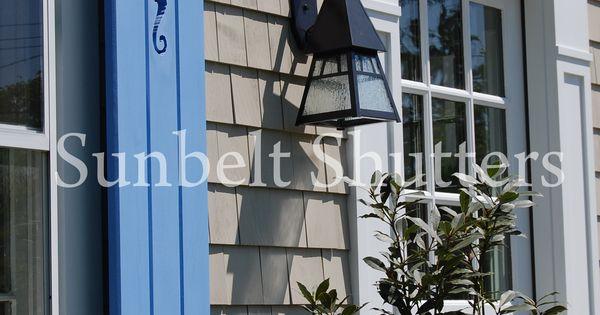 Sunbelt Shutters Cypress Closed Weave Board And Batten