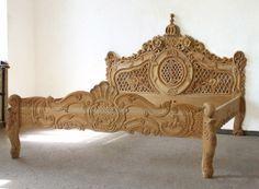 Bett Antik Holzbetten Bett Holz Bett