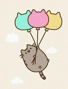 рисунки для срисовки лёгкие и красивые картинки цветные коты милые