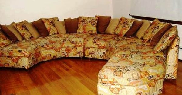 SALE Lane Octagonal Sectional Sofa By JulesModerne On Etsy
