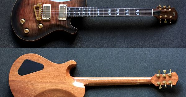Photos From Vandermeij Guitars S Post Vandermeij Guitars Guitar Bare Knuckle Pickups Guitar Design