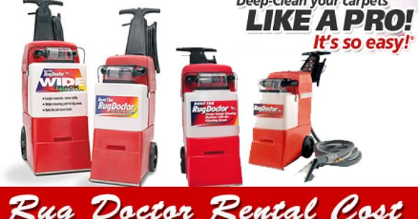 Dollar General Carpet Cleaner Rental Cost