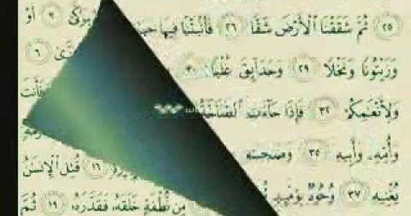 جزء عم كامل مع الكتابة ماهر المعيقلي سورة Amma Part Quran Maher Almuaiql Surah Projects To Try Personalized Items