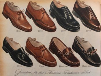 Men S 1950s Casual Clothing History Loafers Men 1950s Casual Clothing Dress Shoes Men