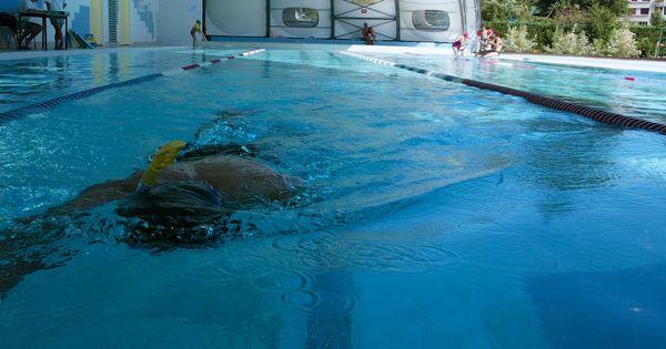 Piscine papus grand bassin de 25m par 10m piscine for Alex jany piscine
