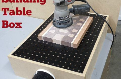 ideas to divide sae and mm in your garage - How to Build a DIY Downdraft Table