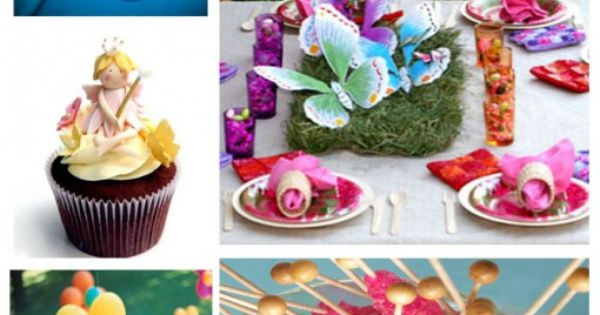 New girl birthday party ideas - Woman Page @Julie Forrest loseke