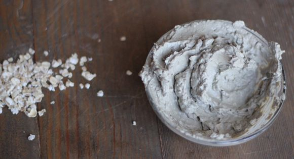 Natural Bentonite Clay Face Mask
