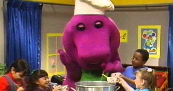 Barney Song Alphabet Soup Kids Songs Preschool Letters Barney Friends