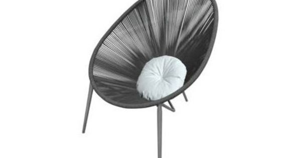 Fauteuil Oeuf Varme Fauteuil Oeuf Fauteuil Coussin Blanc