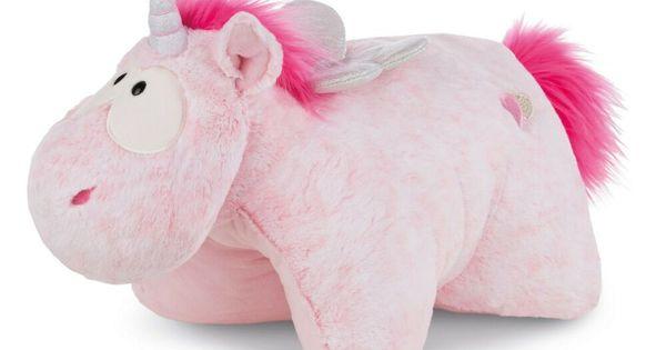 Nici Kissen Dekokissen Mit Klett Einhorn Mit Flugeln Pegasus Pink Harmony Ebay Nici Kissen Nici Kuscheltiere Nici Pluschtiere