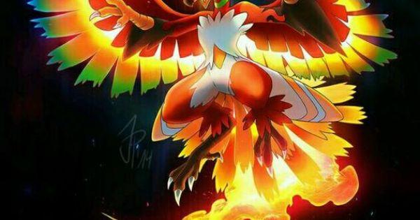 Ho Oh Fusion S 246 K P 229 Google Coolest Pok 233 Mon Fusions Pinterest