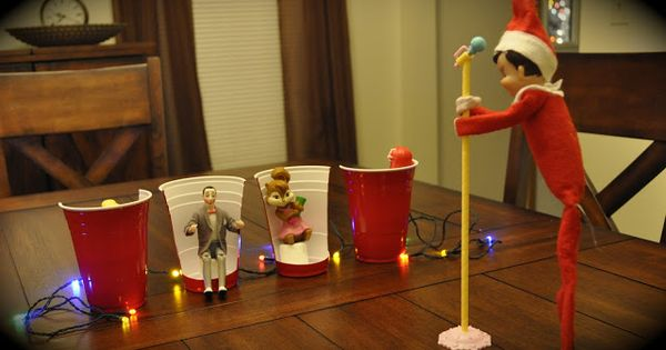 The Voice | Elf On The Shelf Ideas. elfontheshelf elfonashelf elf Christmas
