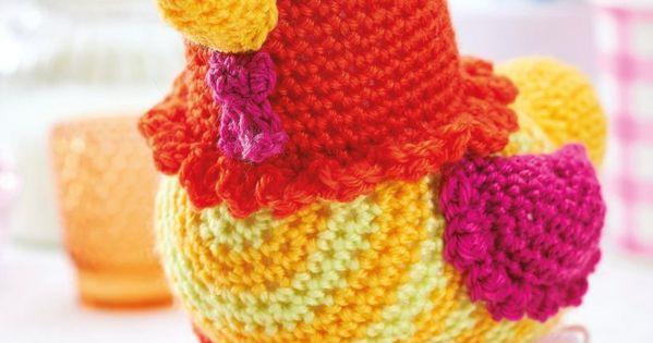 Amigurumi Queens : Crochet chicken free amigurumi pattern **Amigurumi Queen ...