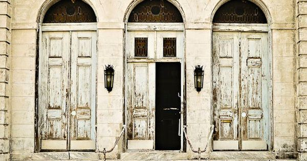 Open Doors Matted Photograph New Orleans Art Home Decor Etsy New Orleans Art Famous Architects New Orleans