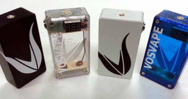 dual 26650 box mod kit 1