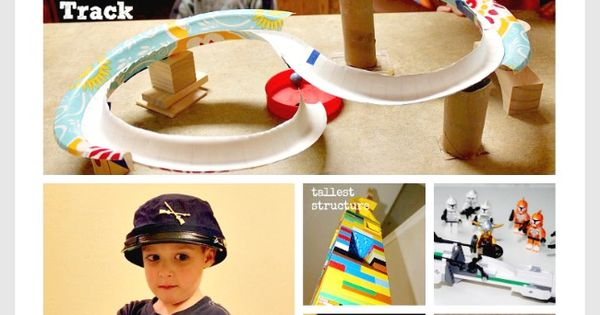 Awesome ideas for BOYS & GIRLS!