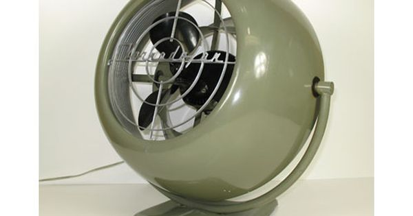 Great American Design Table Fan Vintage Home Accessories Vintage Fans
