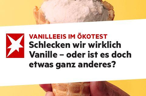 Vanilleeis Im Okotest Schlecken Wir Wirklich Vanille Oder Ist Es Doch Etwas Ganz Anderes Eis Eis Baby Vanilleeis Lebensmittelindustrie