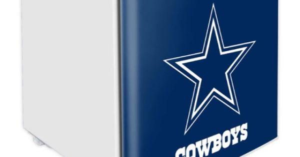 Man Cave Kingdom : Dallas cowboys nfl can dorm room refrigerator man