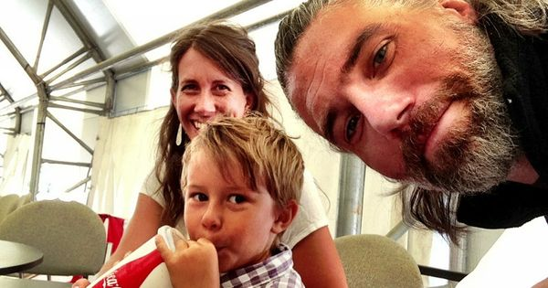 Anson Mount's photo: This is Gabriel and his mom. His ...