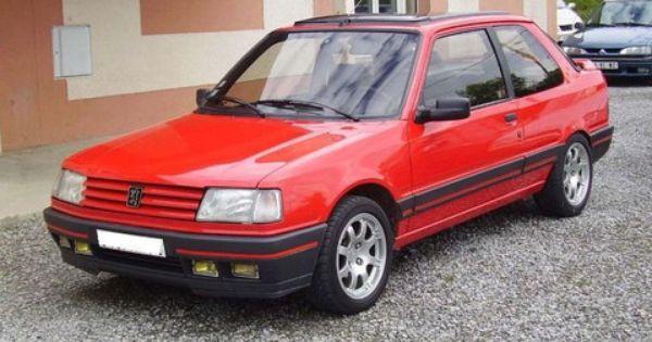 Peugeot Voiture Peugeot 309 Gti Voiture