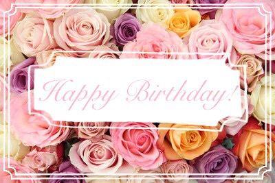 Happy Birthday Pastel Colors Pictures