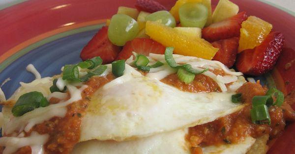 Huevos Rancheros | Huevos Rancheros