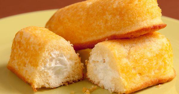 8 recipes to make your own Hostess treats - homemade twinkies -