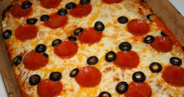 Omg What a Cute Idea!! Mickey Mouse Pizza!