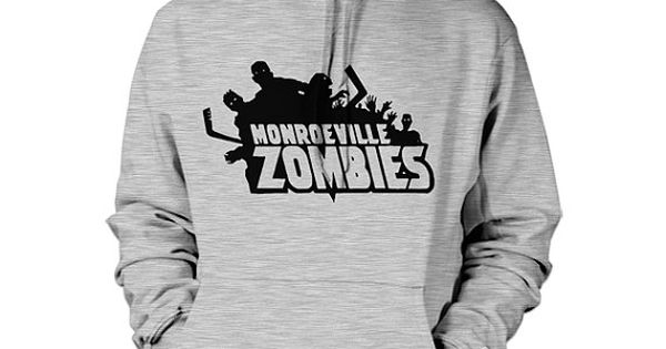 Monroeville Zombies Hoodie