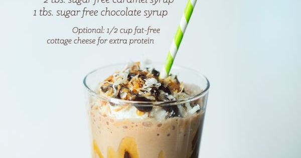 Girl Scout Cookie Samoa Shake Recipe — Dishmaps