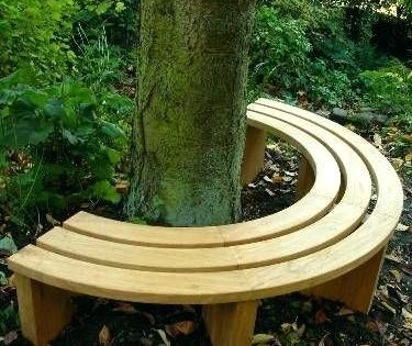 Pin By Angel Turner On Tree Bench Tree Seat Garden Seating