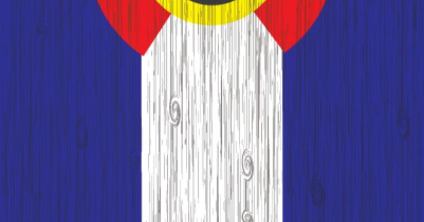 colorado flag stickers