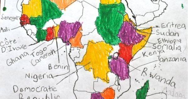 World history - world map?