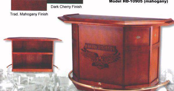 Harley Davidson Furniture Harley Davidson Bars Bar Furniture Omg I Love This Harley