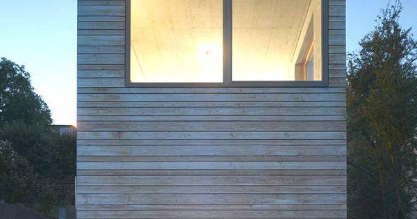 schmales haus aussenansicht front haus pinterest schmale h user schmal und kleines h uschen. Black Bedroom Furniture Sets. Home Design Ideas