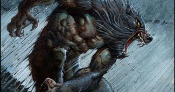 Nice werewolf - photo#33