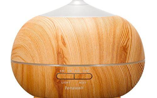 Aroma Diffuser LED Luftbefeuchter Ultraschall Duftzerstäuber Humidifier Haushalt