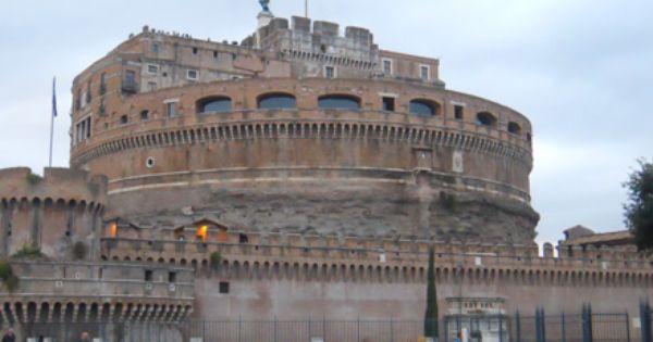 Qué Ver En El Mundo Castillo De Sant Angelo Roma Castillos Roma Toscana Italia